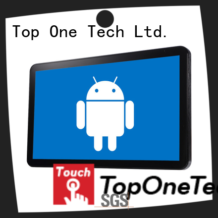 Toponetech wide usage waterproof lcd monitor commercial for gaming display