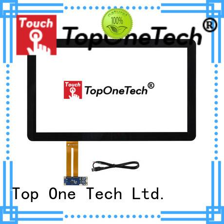 Resistive Touch Screen With Custom Size